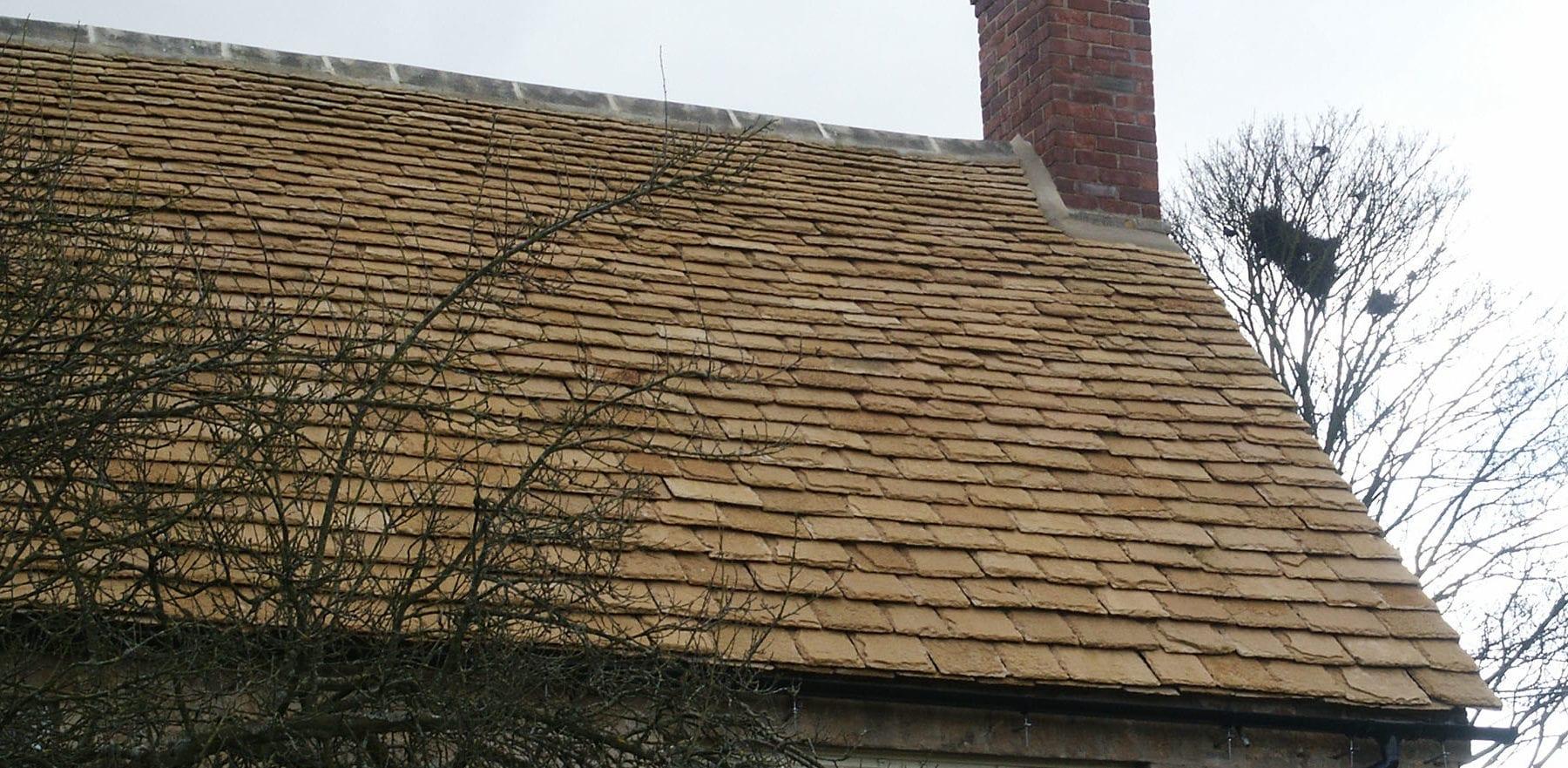 Lifestiles - Natural Stone Roof Tiles - On The Marsh, England 5