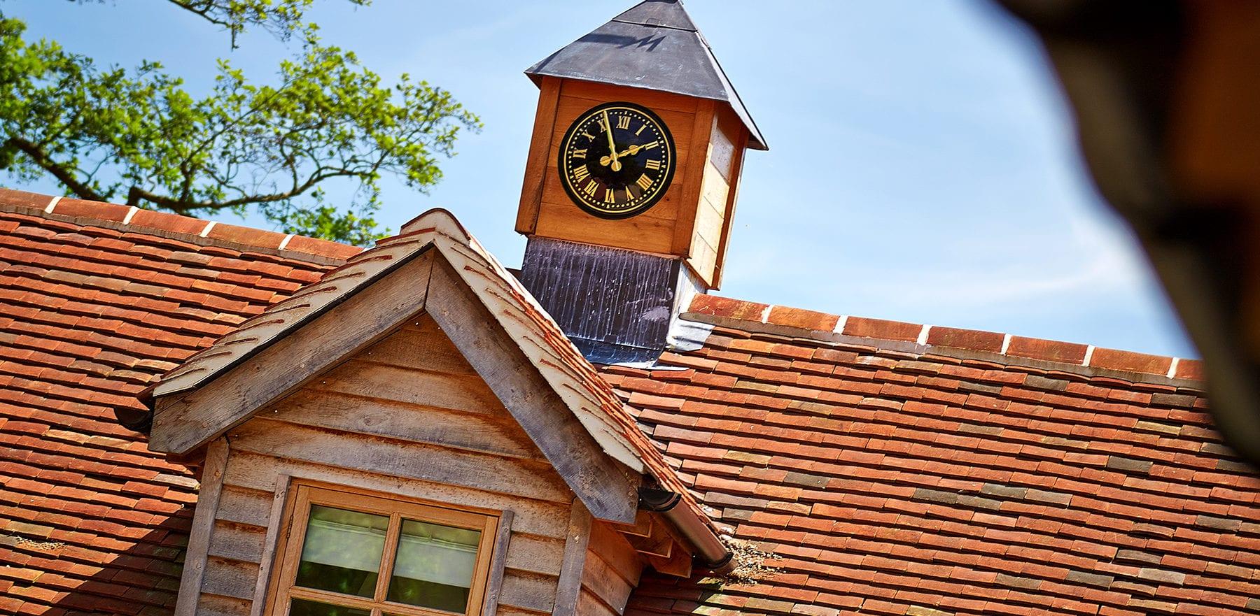 Lifestiles - Handmade Bespoke Clay Roof Tiles - Ascot, England 6