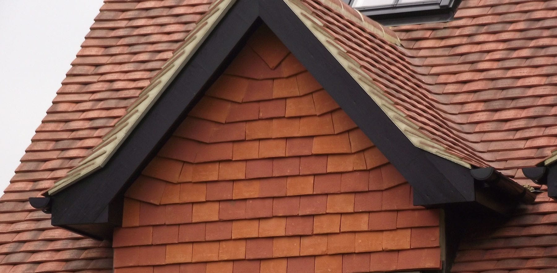 Lifestiles - Handcrafted Orange Clay Roof Tiles - Liss, England 6