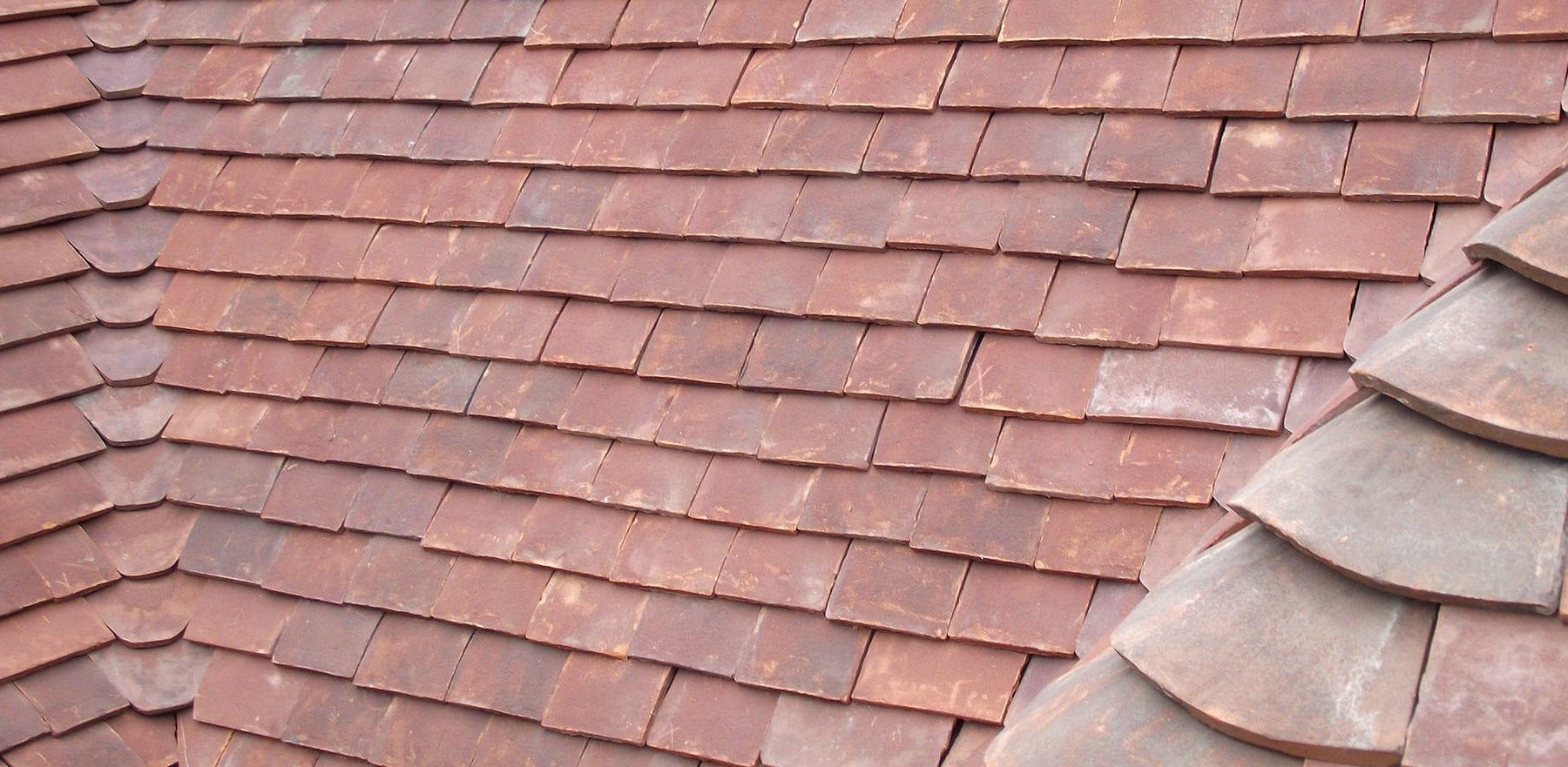 Lifestiles - Handmade Heather Clay Roof Tiles - Bickley, England 7