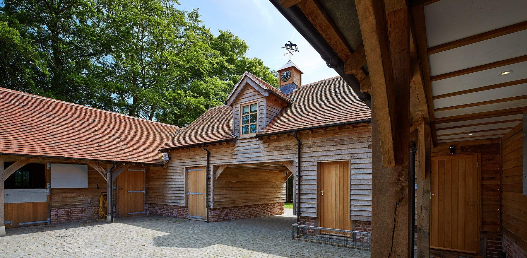 Lifestiles - Handmade Bespoke Clay Roof Tiles - Ascot, England 7