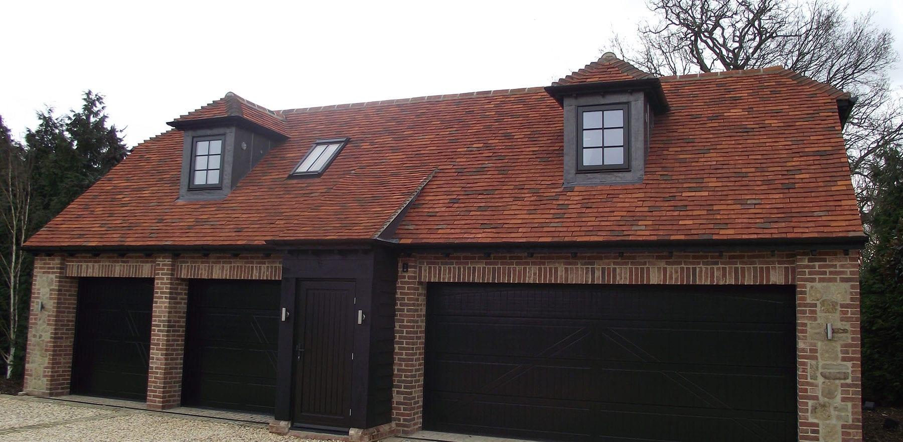 Lifestiles - Handmade Multi Clay Roof Tiles - Fernhurst, England 7