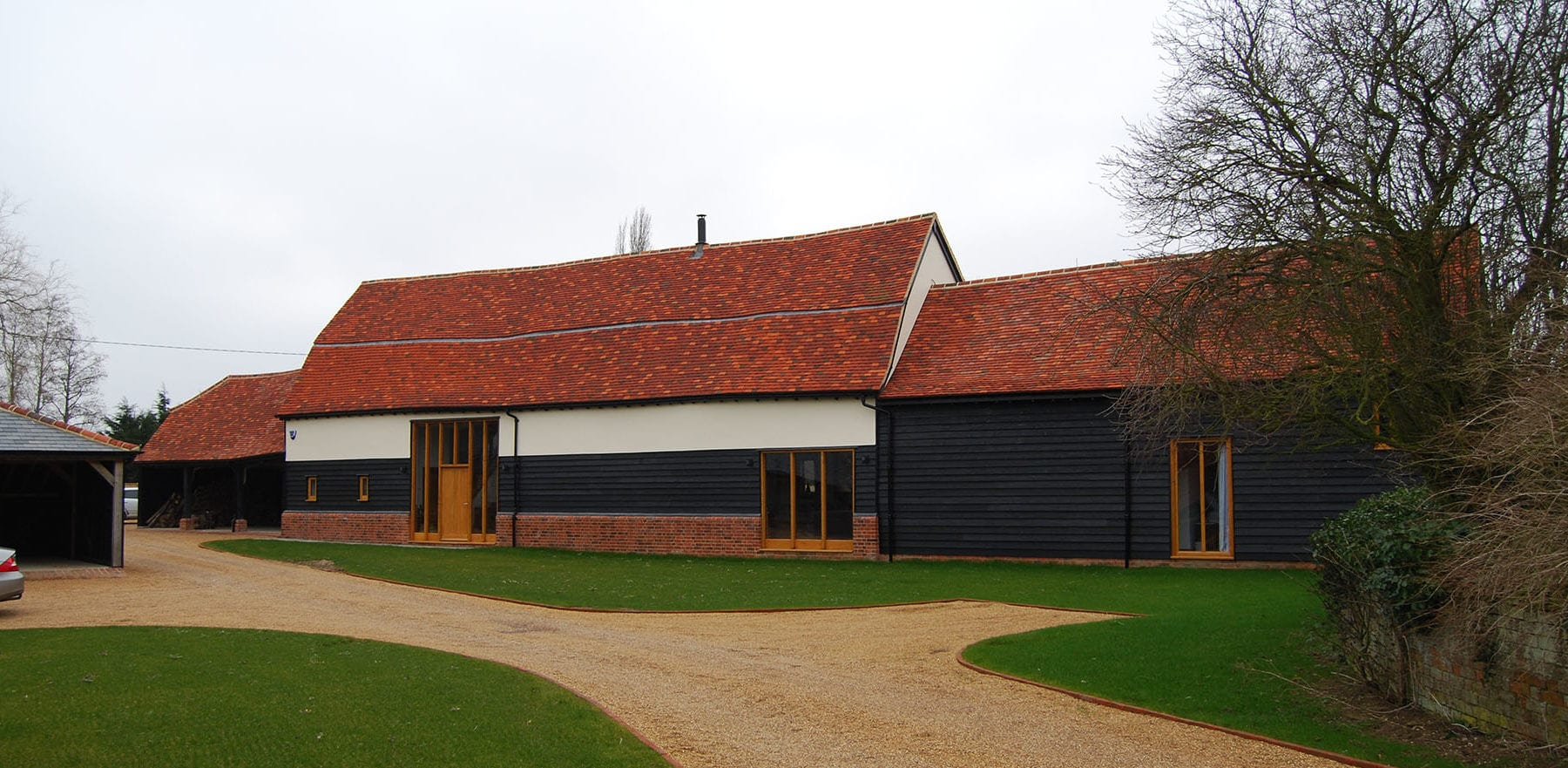 Lifestiles - Handmade Multi Clay Roof Tiles - Ford End, England 7