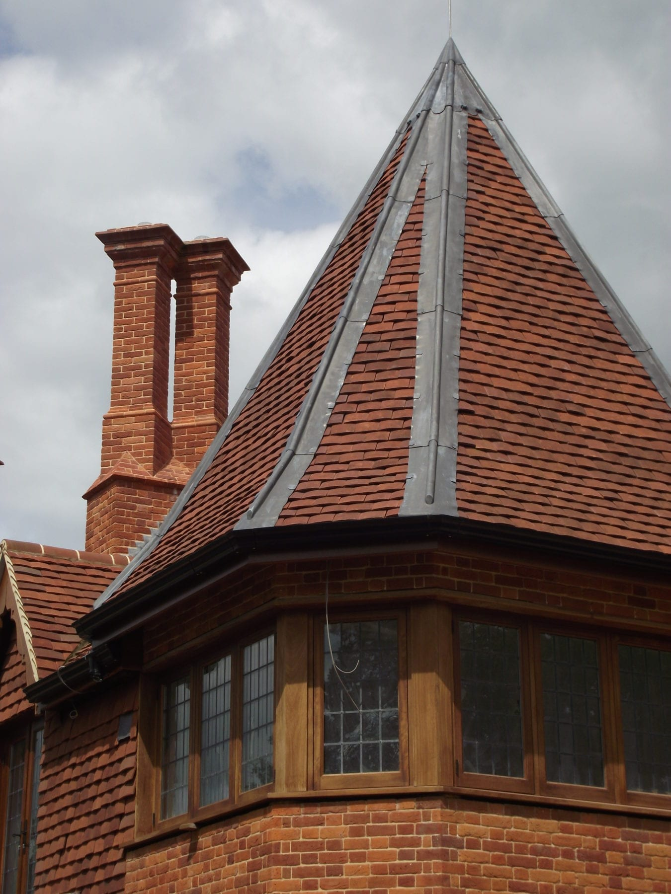Red Clay Roof Tiles Handmade Lifestiles Built From A