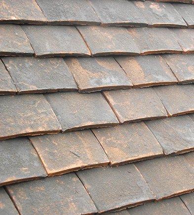 Lifestiles - Handmade Restoration Clay Roof Tiles