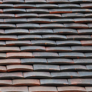 Lifestiles - Handcrafted Autumn Clay Roof Tiles
