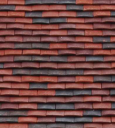 Lifestiles - Handcrafted Tilehurst Clay Roof Tiles