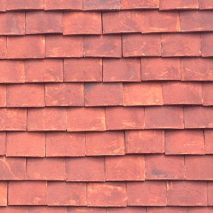 Lifestiles - Handmade Heather Clay Roof Tiles