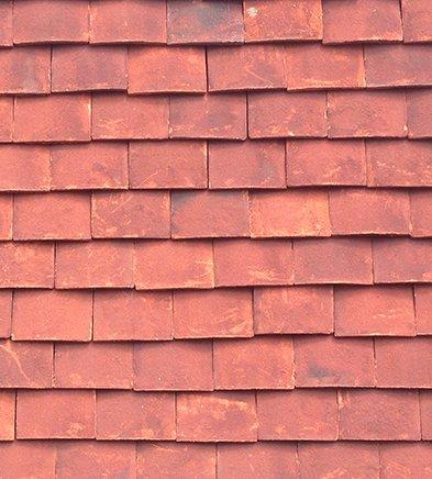 Lifestiles - Handmade Heather Clay Roof Tiles