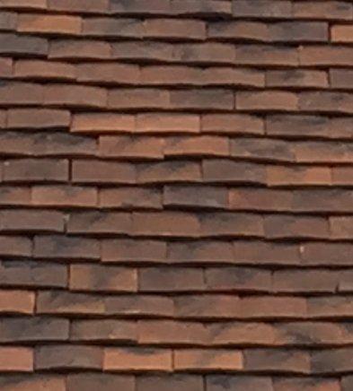 Lifestiles - Handmade Oakhurst Clay Roof Tiles