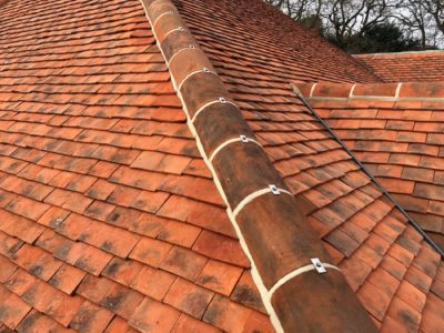 Clay roof tile certification