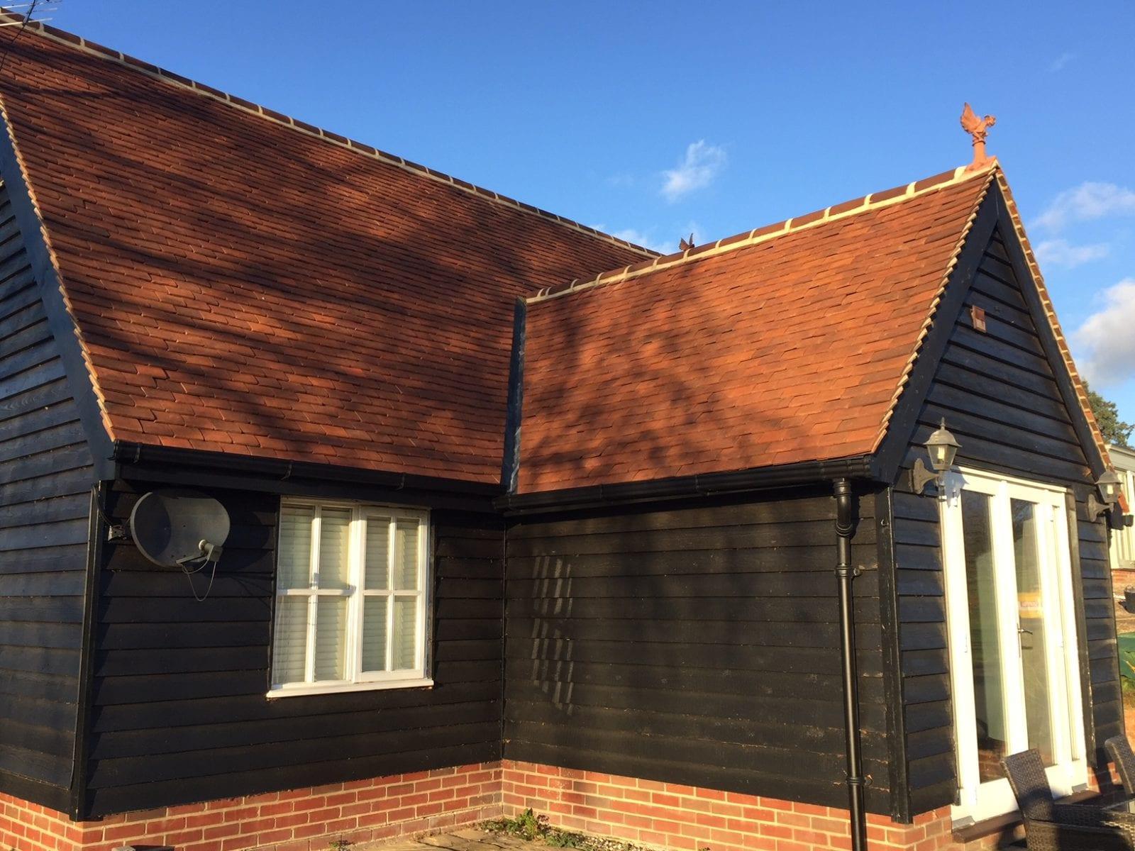 Medium Clay Roof Tiles