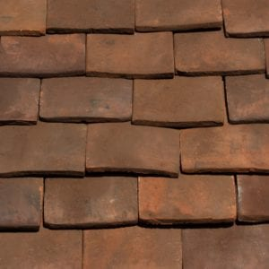 Medium Handmade Clay Tile