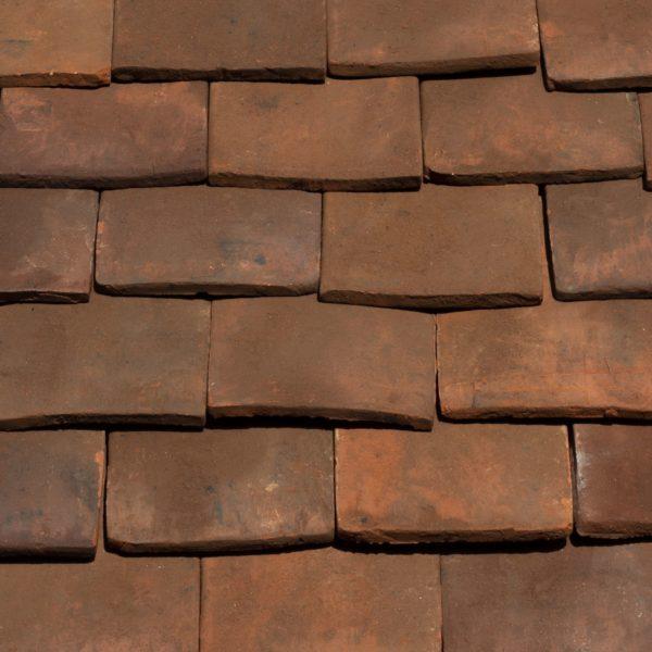Medium Handmade Clay Tile