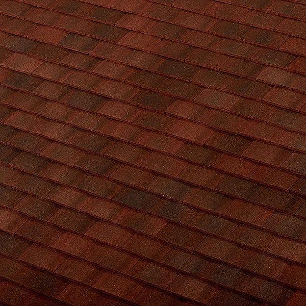 Purple Roof Tiles Machine Made Lifestiles