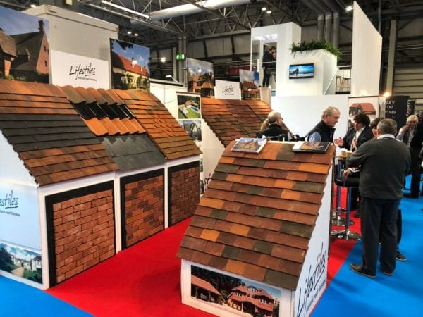 Lifestiles at The Homebuilding and Renovating Show 2019