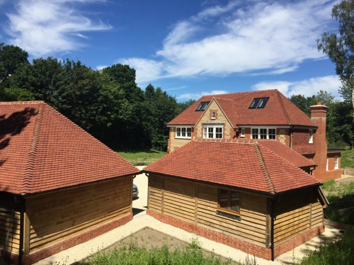 How to match roof tiles with your roof pitch